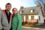 Mario Audet et Marianne Laprise sont originaires de... (Le Soleil, Patrice Laroche) - image 1.0