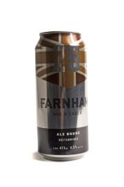Comme les autres bières de la brasserie Farnham... (PHOTO OLIVIER JEAN, LA PRESSE) - image 1.0