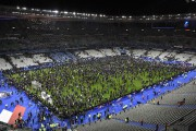 Les spectateurs d'un match amical France-Allemagnedu Stade de... (AFP, Franck Fife) - image 1.0