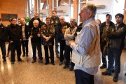 Une vingtaine de personnes ont assisté à la... (Photo Le Progrès-Dimanche, Michel Tremblay) - image 2.0