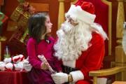 Le père Noël était aux Galeries du Cap.... (Olivier Croteau) - image 3.0