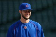 Kris Bryant... (PHOTO REUTERS) - image 1.0