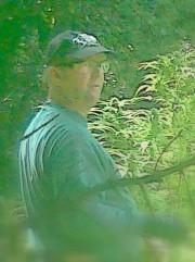 L'un des hommes recherchés.... (Photo fournie par la RPM) - image 1.0