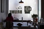 Le café La brume dans mes lunettes s'est... (PHOTO IVANOH DEMERS, LA PRESSE) - image 1.0