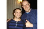 L'entraîneur de l'année, ÉRIC BOISVERT (à gauche), des... - image 1.0