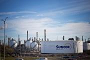 La pétrolière Suncor... (PHOTO PATRICK SANFAÇON, LA PRESSE) - image 1.0