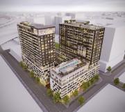 La dernière phase du Lowney sur Ville, dans... (ILLUSTRATION FOURNIE PAR PRÉVEL) - image 1.0