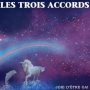 Les Trois Accords chevauchent dauphins et licornes dans... - image 1.0
