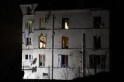 Le blocappartement de Saint-Denis où a eu lieu... (PHOTO ARCHIVES AFP) - image 2.0