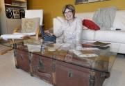 Patricia Ricque, d'origine française, habite au Québec depuis... (Le Soleil, Jean-Marie Villeneuve) - image 2.0