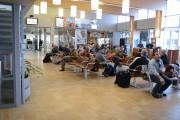 Les passagers de la région pourraient passer la... (Photo Le Quotidien, Jeannot Lévesque) - image 1.0