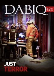 La une du magazine de propagandeDabiq... (Photo tirée de l'internet) - image 1.0