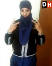 Hasna Aitboulahcen... (PHOTO DH/BFMTV) - image 3.0