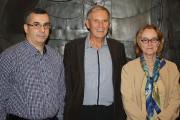 De gauche à droite, Ismaïl Biskri, actuel président... - image 3.0