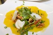 Salade tiède de betterave jaune et fromage de... (Le Soleil, Jean-Marie Villeneuve) - image 4.0