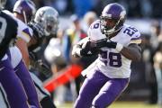 Contre toute attente, Adrian Peterson et les Vikings... (AFP) - image 3.0