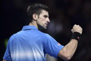 Novak Djokovic... (PHOTO LEON NEAL, AFP) - image 1.0