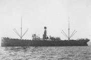 Le Mount Pinatus, un navire grec, transportait entre... (Photo fournie par Samuel Côté) - image 1.0