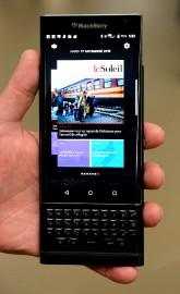 Le BlackBerry Priv... (Le Soleil, Erick Labbé) - image 2.0