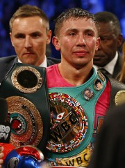 Gennady Golovkin... (PHOTO RICK SCHULTZ, ARCHIVES AP) - image 1.0