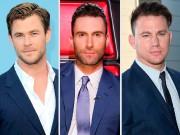 Chris Hemsworth, Adam Levine et Channing Tatum... - image 9.0
