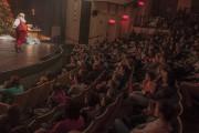La salle était presque comble pour la venue... (Photo Le Quotidien, Michel Tremblay) - image 2.0