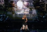 Céline Dion s'est présentée sur la scène des... (The Associated Press, Matt Sayle) - image 15.0