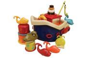 L'ensemble Fish & Splish inclut un bateau flottant,... (PHOTO FOURNIE PAR L'ENTREPRISE) - image 2.0