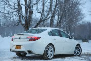 Née Opel Insignia, la Buick Regal est sans contredit... (Photo fournie par GM) - image 2.0