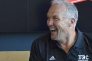 L'entraîneur-chef des Thunderbirds de l'Université de la Colombie-Britannique,... (Le Soleil, Yan Doublet) - image 3.0