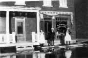 On a reconstitué l'ancienne boucherie Navert en se... (PHOTO FOURNIE PAR PHILIPPE LEMIEUX) - image 1.0