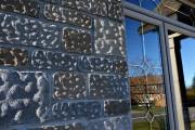 À droite, le détail des fenêtres dessiné par... (Le Soleil, Patrice Laroche) - image 2.0