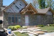Les travaux de rénovation pour remplacer l'enveloppe extérieure... (fournie par Robert Savoie) - image 2.1