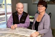Robert Savoie et Lynda Lessard habitent toujours leur... (Le Soleil, Patrice Laroche) - image 3.1