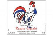 Vin nouveau du Beaujolais (gamay) 2015, Domaine Damien... (IMAGE FOURNIE PAR LA QV) - image 1.0