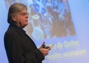 Le docteur en sociologie des religions et chargé... (Photo Le Quotidien, Michel Tremblay) - image 2.0