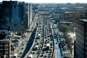 La congestion et la multiplication des travaux d'infrastructure... (PHOTO BERNARD BRAULT, ARCHIVES LA PRESSE) - image 1.0