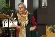 Mélanie Potvin incarne une spécialiste du savoir-vivre dans... (Photo courtoisie) - image 2.0