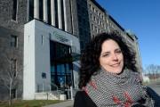 IsabelleProulx est sexologue à la Clinique des troubles... (Le Soleil, Jean-Marie Villeneuve) - image 2.0