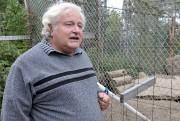 Le propriétaire du Zoo de Falardeau, Daniel Gagnon.... (Archives Le Progrès-Dimanche, Rocket Lavoie) - image 2.0
