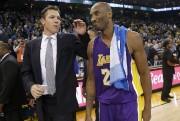 Kobe Bryant (à droite sur la photo).... (Archives AP) - image 7.0