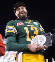 Mike Reilly... (Photo Nathan Denette, PC) - image 2.0