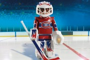 Les nouveaux personnages de hockey de Playmobil.... (PHOTO FOURNIE PAR PLAYMOBIL) - image 4.0