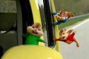 Alvin and the Chipmunks: The Road Chip... (PHOTO FOURNIE PAR 20TH CENTURY FOX) - image 4.0