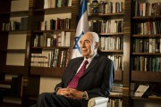 Shimon Peres... (ARCHIVES AP) - image 5.0