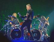 Metallicaa livré une performance endiablée pour baptiser la... (PHOTO ARCHIVES LE SOLEIL) - image 4.0