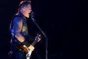 James Hetfield, guitariste et chanteur de Metallica, lors... (Photothèque Le Soleil, Caroline Grégoire) - image 2.0