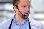 Dominic Jacques, chef au Quai 19... (Le Soleil, Andréanne Lemire) - image 2.0