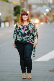 La blogueuse Émily Roy... (PHOTO ROSE AUX JOUES PHOTOGRAPHIE) - image 2.0