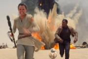 Daisy Ridley et John Boyega dans Star Wars... (PHOTO LUCASFILM) - image 7.0